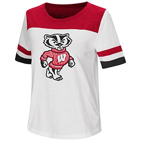 Women's Wisconsin Badgers Varsity Tee