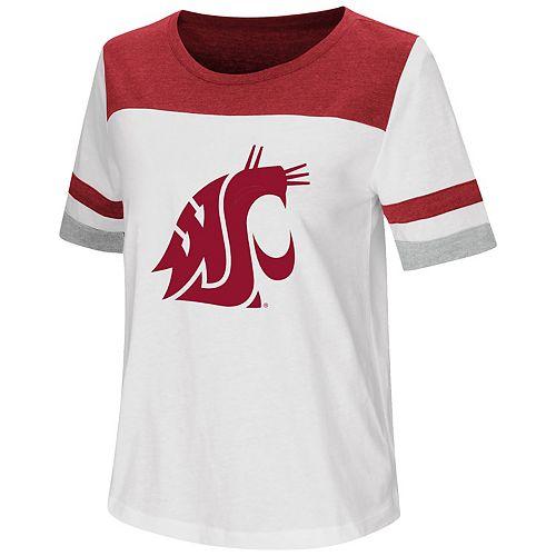 Women's Washington State Cougars Varsity Tee