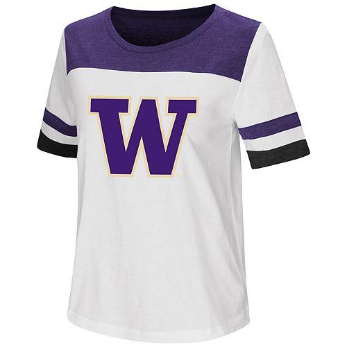 Women's Washington Huskies Varsity Tee