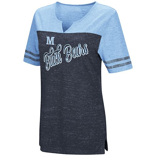 Women's Maine Black Bears On A Break Tee