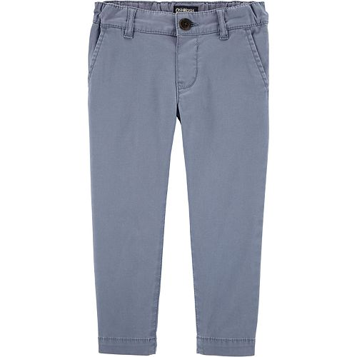 Toddler Boy OshKosh B'gosh® Flat Front Chino Pants