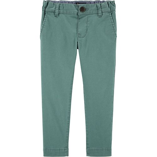 Toddler Boy OshKosh B'gosh® Flat Front Chino Pants