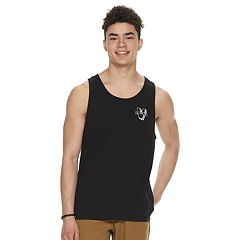 b9600a6c06 Men s Vans Logo Graphic Tank