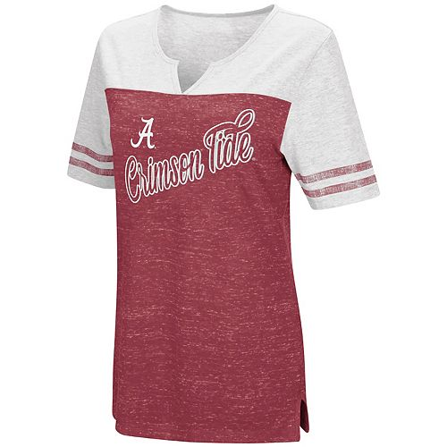 Women's Alabama Crimson Tide On A Break Tee