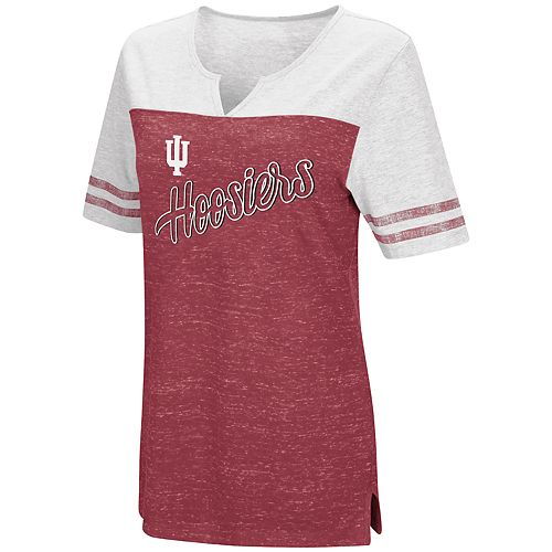 Women's Indiana Hoosiers On A Break Tee