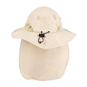 Men's Wembley Boonie Hat with Neck Flap