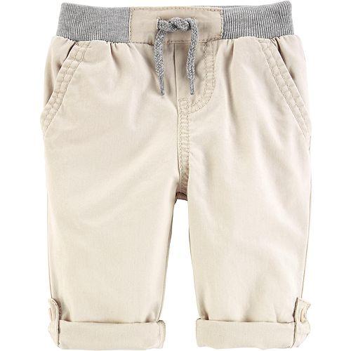 Baby Boy Oshkosh B'gosh® Pull-On Convertible Pants
