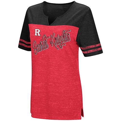Women's Rutgers Scarlet Knights On A Break Tee