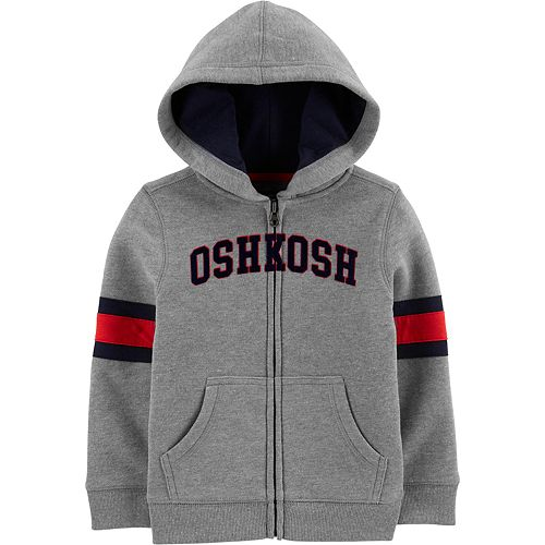 Toddler Boy OshKosh B'gosh® Logo Hoodie