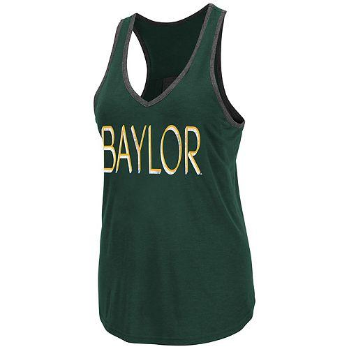 Women's Baylor Bears Tulip Tank Top
