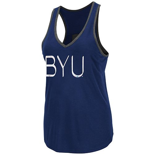Women's BYU Cougars Tulip Tank Top