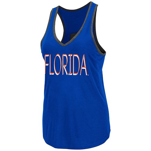 Women's Florida Gators Tulip Tank Top