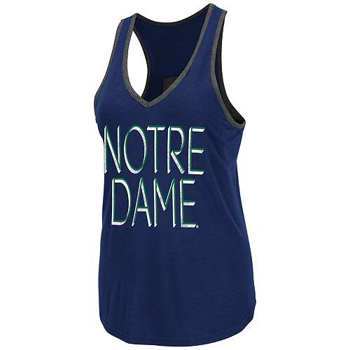 Women's Notre Dame Fighting Irish Tank Top