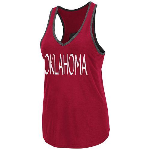 Women's Oklahoma Sooners Tank Top
