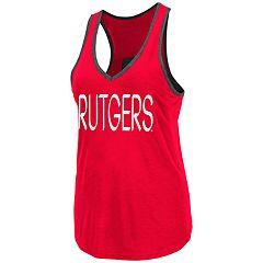 Women's Rutgers Scarlet Knights Tank Top