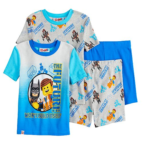 Boys 4-10 Lego Movie 2 4-Piece Pajama Set