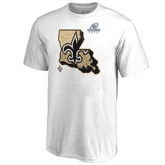 Men's New Orleans Saints 2018 NFL Playoffs State Tee