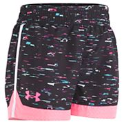 Girls 4-6x Under Armour Print Performance Shorts