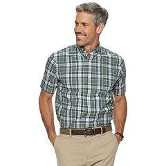 Men's Croft & Barrow® Pattern Easy-Care Button-Down Shirt
