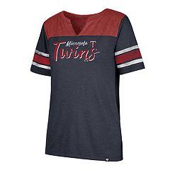 Women's  '47 Brand Minnesota Twins Tee