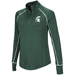 603574c2273 Women s Michigan State Spartans Acacia Pullover