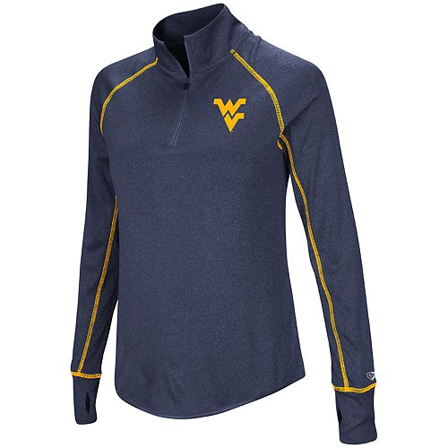 Women's West Virginia Mountaineers Acacia Pullover