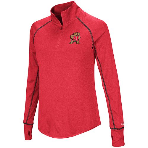 Women's Maryland Terrapins Acacia Pullover
