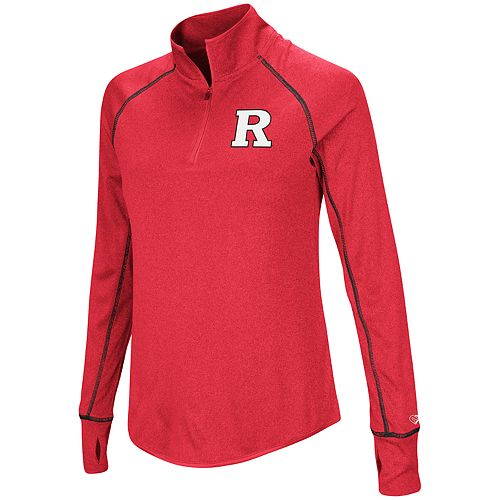 Women's Rutgers Scarlet Knights Acacia Pullover