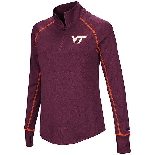 Women's Virginia Tech Hokies Acacia Pullover
