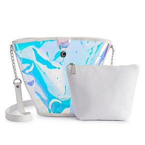 Circus by Sam Edelman Zoe Jelly Bucket Shoulder Bag