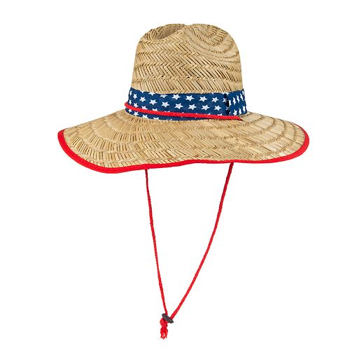 Men's Wembley Stars & Stripes Lifeguard Hat