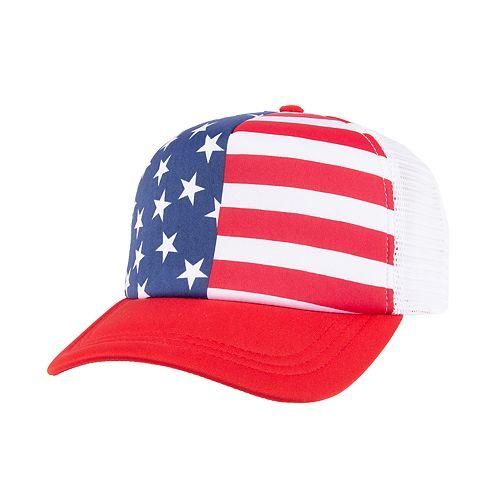 Men's Wembley Americana Trucker Cap