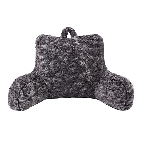 The Big One® Heather Sherpa Backrest Pillow