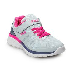 FILA® Cryptonic 3 Strap Girls' Sneakers