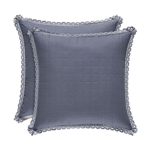 37 West Bailee Throw Pillow