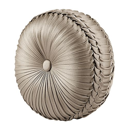 37 West Beaumont Tufted Round Throw Pillow