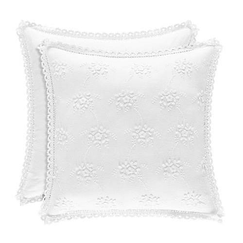 37 West Rosalind Throw Pillow
