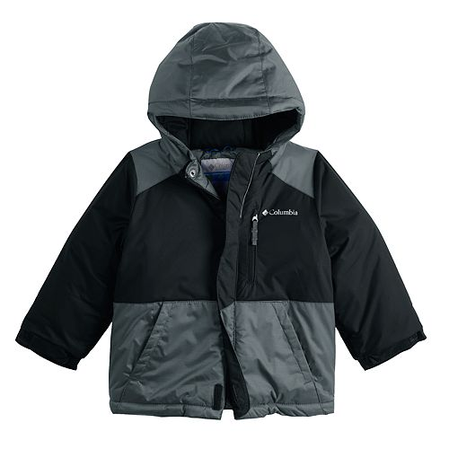 Toddler Boy Columbia Heavyweight Lightning Lift Jacket