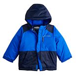 Toddler Boy Columbia Heavyweight Lightning Lift Jacket