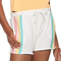Juniors' SO® Sweat Shorts