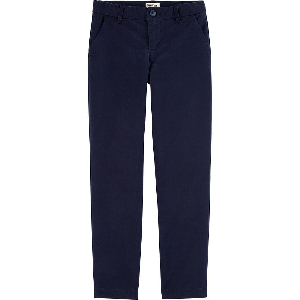 Girls 4-14 OshKosh B'gosh® Stretch Uniform Chino Pants