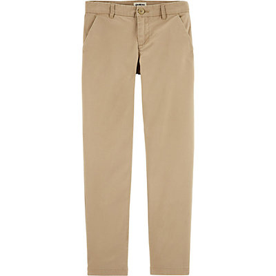 Girls 4-14 OshKosh B'gosh® Stretch Uniform Chino Pants
