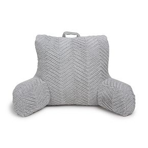 The Big One® Herringbone Cut Fur Backrest Pillow