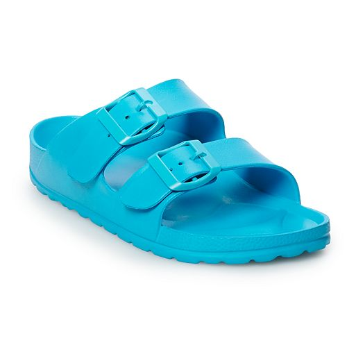 SO® Teaberry Women's Slide Sandals