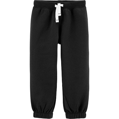 Baby Boy Carter's Pull-On Fleece-Lined Joggers