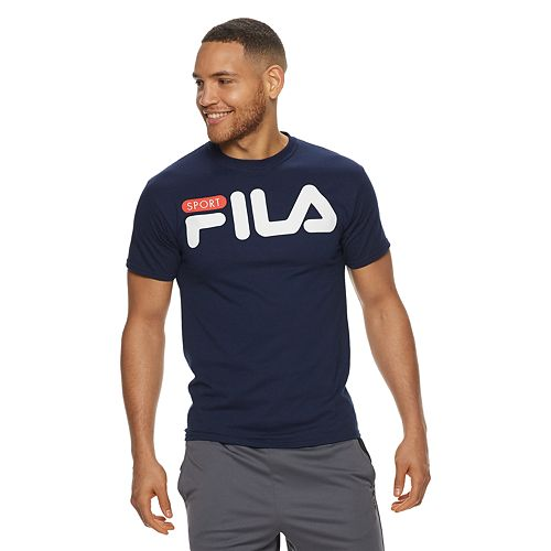 Men's FILA SPORT® Graphic Logo Tee