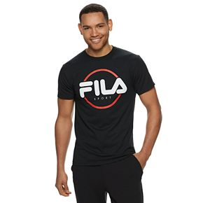 Men's FILA SPORT® Circle Graphic Tee