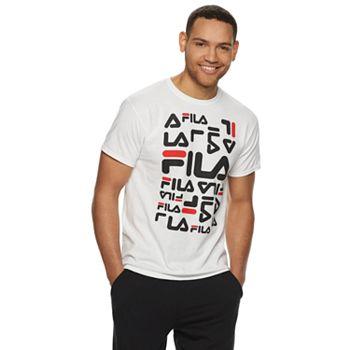 2fb25fd33f28c Men's FILA SPORT® Jumbled Graphic Tee