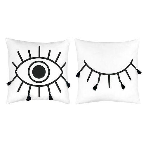 the big one eye pillow 2 pk. Black Bedroom Furniture Sets. Home Design Ideas