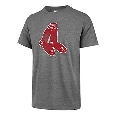 33886541b Men's '47 Brand Boston Red Sox Throwback Club Tee